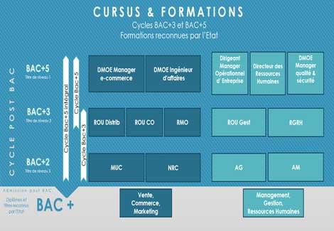 cursus de formation c3 alternance